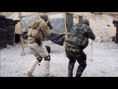 Tactical Shooting: Team Room Clearing Drill - YouTube
