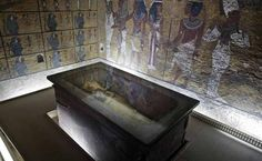 Egypt Says 90 Per Cent Chance of Hidden Rooms in Tut Tomb