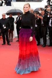 Cate Blanchett Sweater Dress