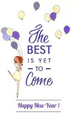 2014, Espero grandes cosas de ti