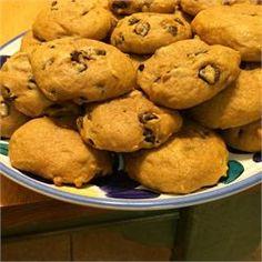 Easy Pumpkin Chip Cookies - Allrecipes.com