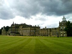 Wentworth Woodhouse is a country house in the village of Wentworth, near Rotherham, South Yorkshire, England.