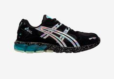 When you need to style up, the ASICS Tiger GEL-Kayano 5 KZN is the perfect choice. Synthetic fiber midsole supports each step. Trail Running Shoes, Black Running Shoes, Running Sneakers, Tiger Shoes, Asics Gel Noosa, Nike Air Max Ltd, Vintage Shoes Women, Volleyball Shoes, Asics Men