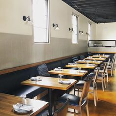 Our Pasadena Restaurant Project Pasadena Restaurants, Devol Kitchens, Board And Batten, Restaurant Design, Indoor, Table, Projects, Furniture, Commercial