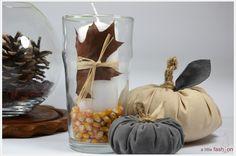 DIY-Dienstag: Herbstdeko aus gesammelten Körnern, Nüssen & Co. #diy #deko #decoration #trend #tutorial #anleitung #selbermachen #filizity