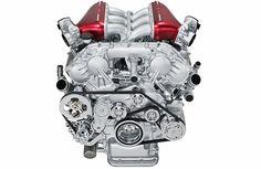 """Infiniti """"Eau Rouge"""" 3.8L V6"""