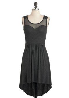 Bituminous Cool Dress, #ModCloth
