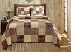Cheston Quilt in 4 SIZES