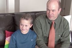 An eight-year-old boy has saved his father from being crushed to death by the family car after it slipped off its jack.  J.T. Parker saw the Toyota Prius crush his father Stephen Parker at their home in Sugar City, Idaho, breaking 13 of his ribs in