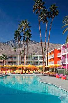 Saguaro hotel, Palm Springs http://www.elleuk.com/travel/holiday-inspiration/cool-pools