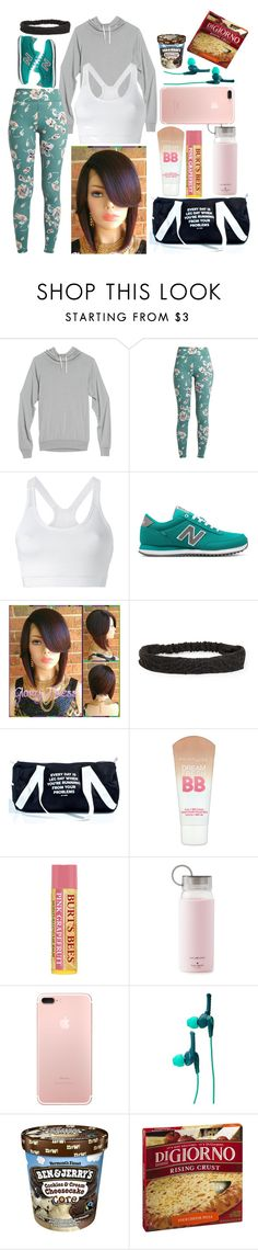 """""""Devin: January 29, 2017"""" by disneyfreaks39 ❤ liked on Polyvore featuring Icebreaker, The Upside, adidas, New Balance, Aéropostale, Jac Vanek, Maybelline, Kate Spade and Skullcandy"""