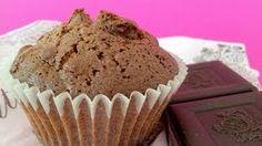 Brownies Cupcakes selber machen - Brownie Rezept in Muffin Form von einfachKochen, via YouTube.