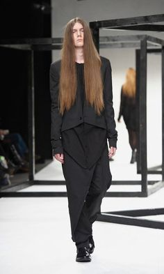 Image result for androgynous fashion men