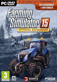 nice Farming Simulator 15: GOLD Edition-RELOADED torrent