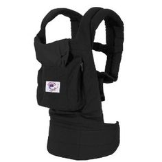 Buy Ergobaby Organic Baby Carrier, Black (Discontinued by Manufacturer) Ergo Carrier, Gifts For Pregnant Women, Baby Bjorn, Amazon Baby, Thing 1, Organic Baby, Organic Cotton, Baby Wearing, Baby Gear