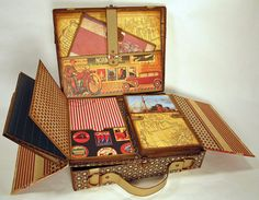 This man's chipboard creations are amazing!