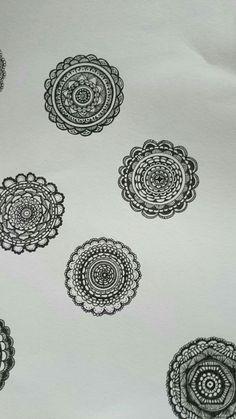 my zentangle
