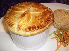 Make and share this Thai Curry Chicken Pie recipe from Food.com.
