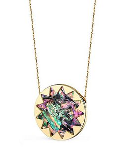 Jewelry & Accessories | Best Sellers | Abalone Sunburst Necklace | Lord and Taylor
