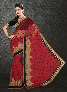 Latest Diwali & Navratri Festival Sarees Collections 2013