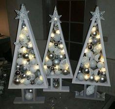 Een kerstboom eens anders