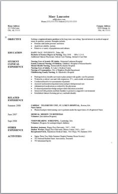 Charming New Registered Nurse Resume Sample Sample Of New Grad Nursing College  Graduate Sample Resume Examples Of A Good Essay Introduction Dental Hygiene  Cover ...