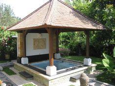 whirlpool garten einbauen wasserfall springbrunnen | schwimmbäder, Garten und Bauen