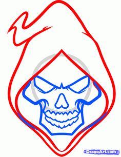 skull graphite – Graffiti World Pencil Art Drawings, Art Drawings Sketches, Tattoo Drawings, Skull Drawings, Art Tattoos, Grim Reaper Art, Grim Reaper Tattoo, Graffiti Tattoo, Graffiti Lettering
