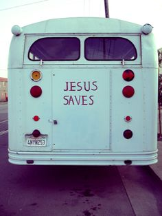 """Sing it out to let all the world know that Jesus saves"" - Jeremy Camp, Jesus Saves"
