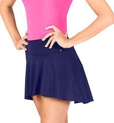 Mariia Women's Polina Hi-Lo Ballet Skirt S, Black ** See this great product.