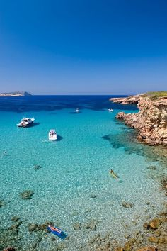 Ibiza, Spain - Photo via Mary Floss to show off this wonderful isle (see we are not biased!)