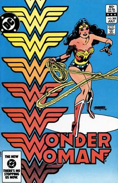 Wonder Woman by Gil Kane
