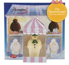 The Snowman and The Snowdog - Selection Pack Childhood memories. Christmas Hamper, Christmas Gifts, Xmas, Chocolate Dreams, Chocolate Delight, Thorntons Hamper, Selection Boxes, The Selection, Thorntons Chocolate