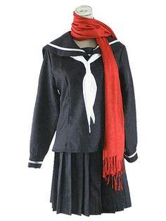 Proyecto de Kagerou MekakuCity actores Ayano Halloween Cosplay traje deportes usan