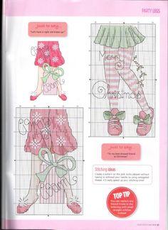 Gallery.ru / Фото #28 - Cross Stitch Card Shop 087 - bangelok