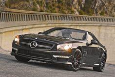 2013 Mercedes Benz SL Class