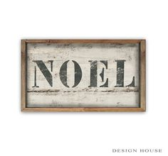Hey, I found this really awesome Etsy listing at https://www.etsy.com/listing/208187086/noel-wooden-sign-handmade-wood-signs