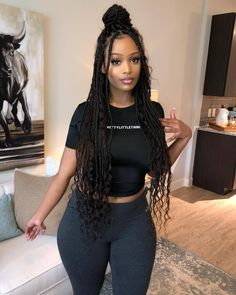 infp celebrity, pretty celebrities, celebrity makeup looks. infp celebrity, pretty celebrities, celebrity makeup looks. Box Braids Hairstyles, Girl Hairstyles, 4 Braids, Hairstyles Pictures, Bandana Hairstyles, Curly Hair Styles, Natural Hair Styles, Twisted Hair, Bohemian Braids