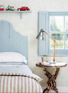 Christopher Robbin's room:)