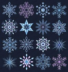 Digital Christmas Clipart, Watercolor Snowflakes Clipart, Watercolor Blue Flake Winter Clipart, Snow Holiday Clipart, Flake Hand Painted DIY – The Best Ideas Winter Tattoo, Snow Tattoo, Snow Flake Tattoo, Christmas Clipart, Christmas Crafts, Blue Christmas, Christmas Tag, Christmas Tattoo, Schnee Tattoo
