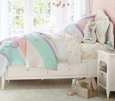 Juliette Storage Bedroom Set #pbkids