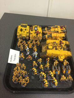 Andrew's Imperial Fists