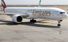 Emirates Flights, Emirates Airline, Original Travel, Travel Dating, Airports, Travel And Leisure, Soup Recipes, Dubai, Aircraft