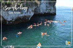 #snorkel #snorkeling #LosArcos #Mismaloya #PuertoVallarta #Mexico #Explore #Travel #Fun