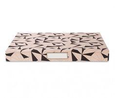 Caja Estilo Origami - Bicolor - Muebles