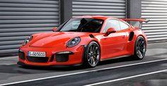 Porsche GT3 RS #porsche 0-100 km/h in 3.3 secondi su #autokm0tv