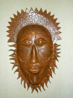Mascara tit. Sol