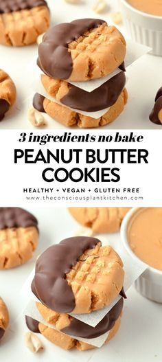 Nutritious Snack Tips For Equally Young Ones And Adults The Best No Bake Peanut Butter Cookies, Keto, Vegan Keto Vegan, Vegan Keto Recipes, Vegan Dessert Recipes, Vegan Sweets, Low Carb Desserts, Vegan Baking, Low Carb Recipes, Vegetarian Keto, Dinner Recipes