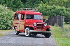 1957 Willys Jeep 6-226 Wagon