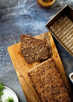 An easy rye bread recipe from Stockholm-based Australian food and lifestyle photographer Simon Bajada.